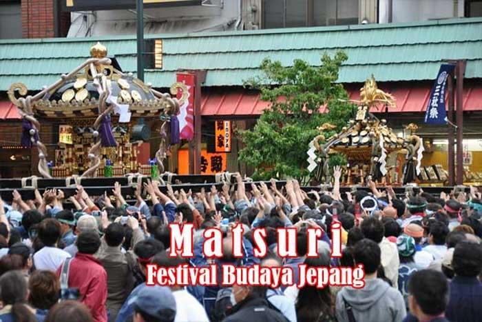 Matsuri - Festival Budaya Jepang