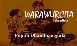 Warawurcita Pupuh Dhandhanggula