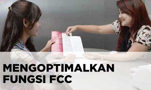 Mengoptimalkan Fungsi FCC
