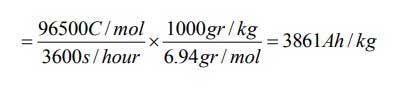 nilai kepadatan energi