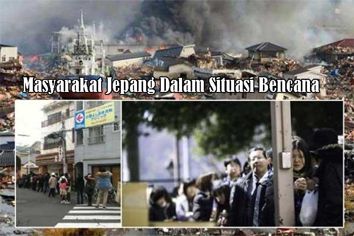Masyarakat Jepang Dalam Situasi Bencana