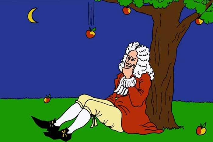 Rumus Gravitasi Newton