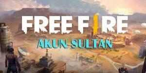 Akun Sultan dalam Game Free Fire